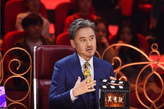 韩雪刘欢晋级《我就是演员》新赛事飙戏精彩爆表