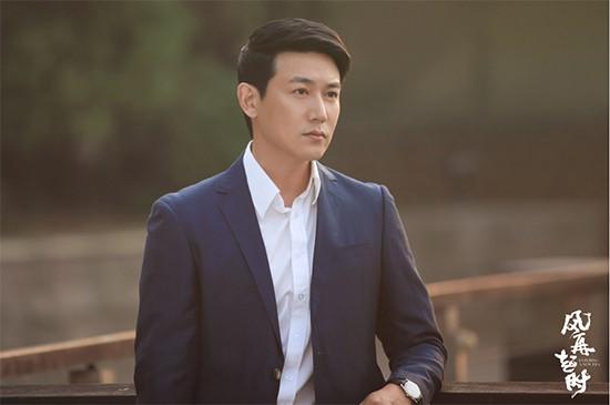 """《风再起时》陆毅袁泉""""方盒CP""""相顾无言"""