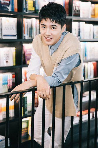 在《见风》里认识演员刘昊然:少年如风,松而不懈