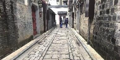 """历史步道改造串起老长沙""""文化味"""""""