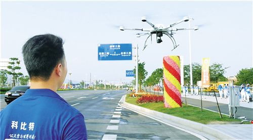 """归类为会飞的照相机:无人机获国际市场""""通行证"""""""