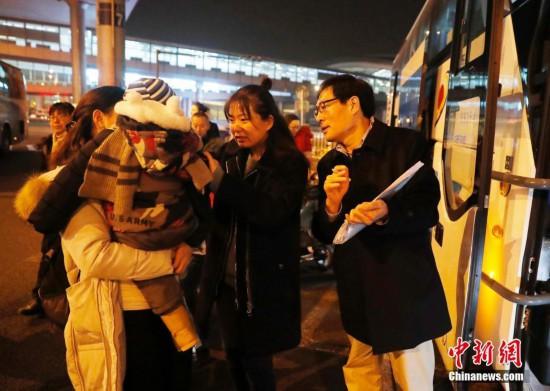 第二批28名蒙古国先心病患儿抵京接受治疗