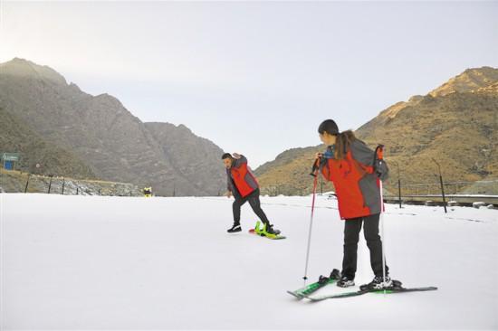 今年宁夏将建设一批冬季旅游项目