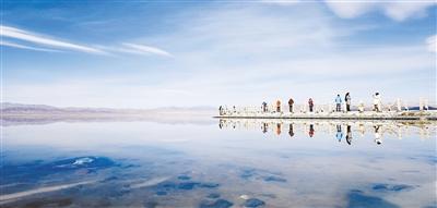 茶卡:迈向高原特色旅游名镇