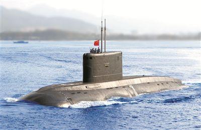 372潜艇的精神底色--军事--人民网