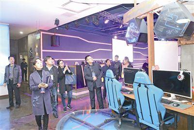 靖江80%网吧完成转型升级 多业态网咖成新宠
