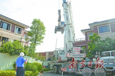 """东莞黄江致力实现新增违法建设""""零增长"""""""