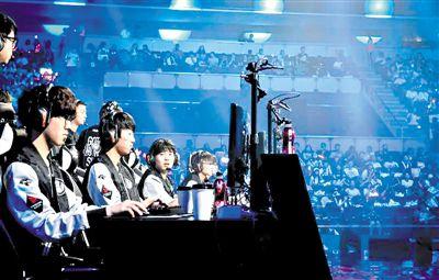 电子竞技和游戏产业已趋于成熟不少大学开设相关专业