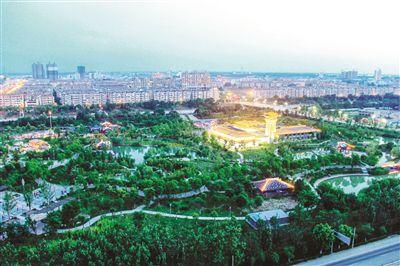 """徐州沛县:唱响高质量发展""""大风歌"""""""