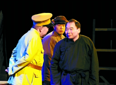从事京剧行业四十一年 松岩:身入梨园,从一而终