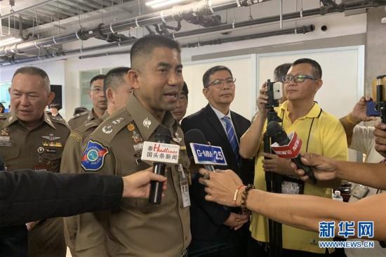 中国游客赴泰国落地签证实现电子化 入境时间将大幅缩短