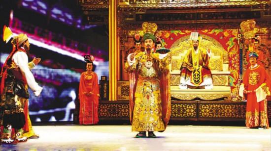拉萨城关区娘热乡民间艺术团:三代人的传承梦