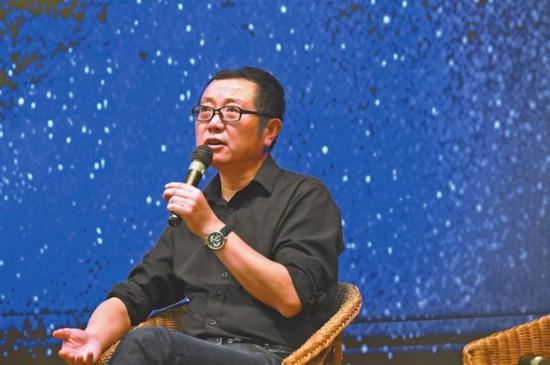 刘慈欣:科学的想象力远比科幻疯狂