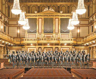古典天团 维也纳爱乐乐团如约而至图片