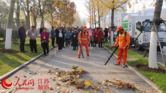 南京溧水:让市民零距离感受城市治理成果