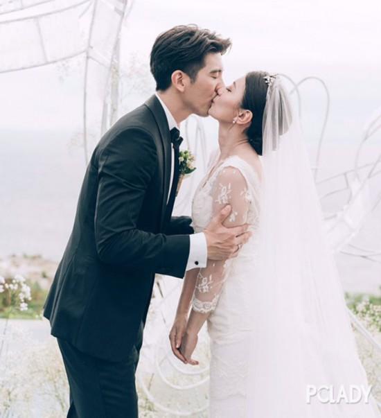 贾静雯修杰楷巴厘岛大婚:44岁,照样可以嫁给爱情
