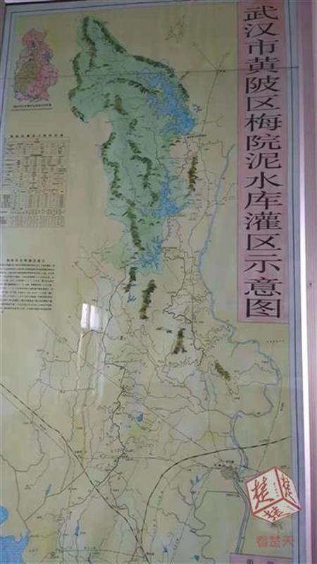 巡查组督导建生态环保共管机制 协作保护武汉市最大水库