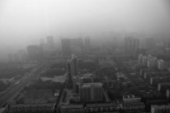 河南18个省辖市全现中重度污染 未来一周仍无改善