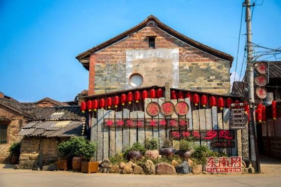 美丽乡村建设带动特色旅游 漳州平和蔡家古堡迎新生