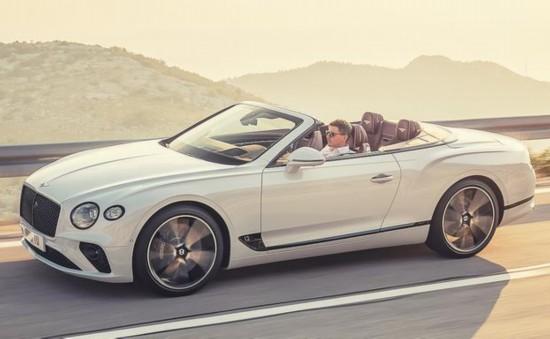 宾利在洛杉矶车展将首次展示新款欧陆GT敞篷车