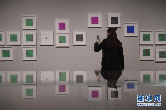 """(文化)(2)中国美术馆国际交流系列展""""道之为物:由象及神""""在京开幕"""