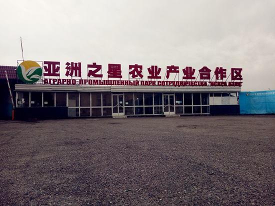 """河南贵友:绿色农业花开""""丝路""""(""""一带一路""""河南力量)"""