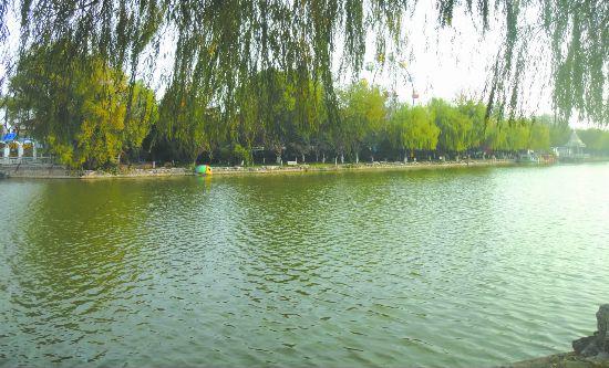 功能和颜值齐飞 徐州沛县汉城公园升级改造