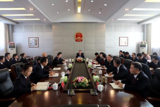 宁夏一个集体两名个人获最高人民检察院表彰