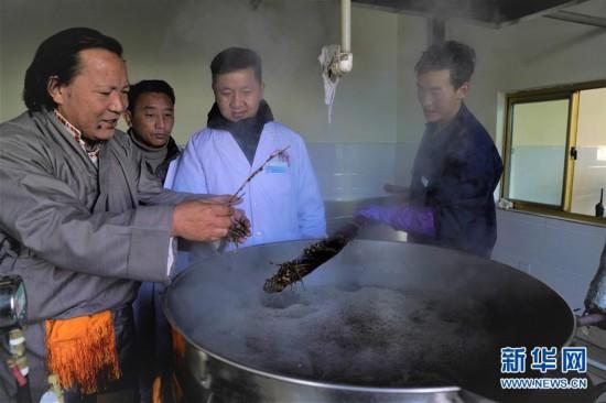 """中國""""藏醫藥浴法""""正式列入聯合國非遺名錄"""
