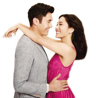 《摘金奇缘》今日上映 好莱坞再拍亚洲全家福