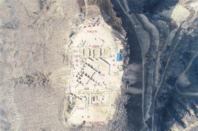 延安芦山峁遗址发现中国最早宫城?