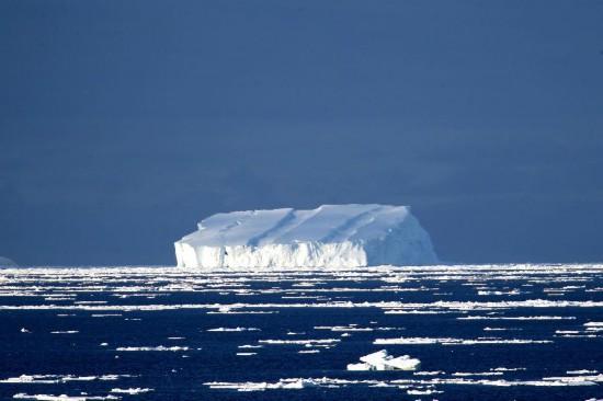 美丽南大洋冰山
