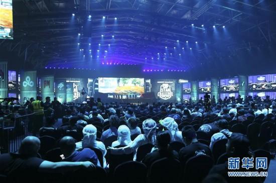 《绝地求生》手游全球挑战赛迪拜开赛