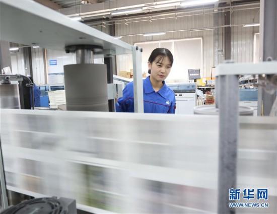 """#(经济)(1)河北固安:借""""智""""京津  打造高新技术产业集群"""