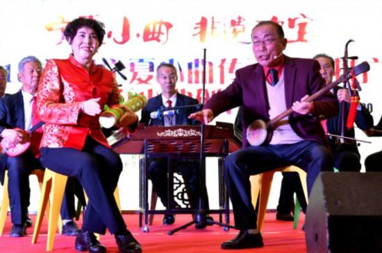 首届宁夏小曲传承创作推广暨创作大赛总决赛举办