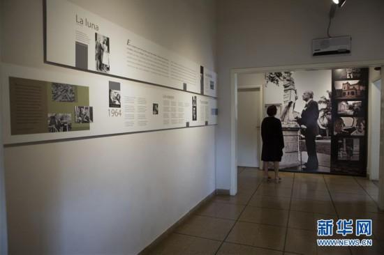 探访博尔赫斯故居博物馆