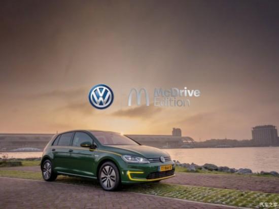 大众(进口) 高尔夫新能源(进口) 2018款 McDrive Edition
