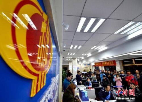 税务总局:中国正研究推出新一轮更大规模减税降负