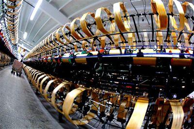南通海安引导纺织产业提档升级 智能化创新改造