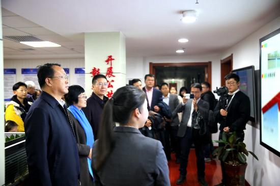 宁夏司法厅举办首届开放日活动