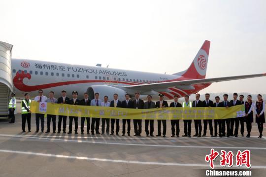 福州航空引进首架波音737MAX飞机机队规模达17架