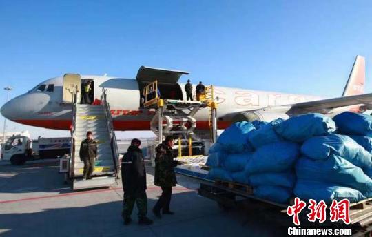 哈尔滨机场对俄跨境电商货运航班货运量破万吨