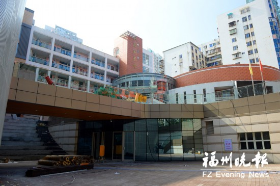 福州首个青少年科技体验馆明年底启用