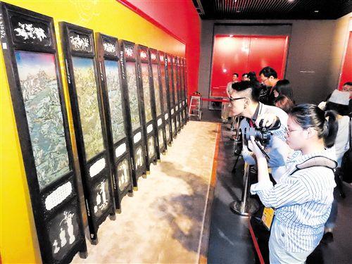 故宫文物精品12月8日起在广西民族博物馆展出