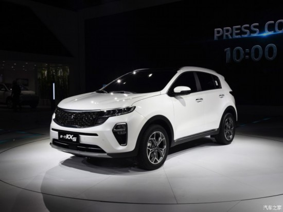 外观优化 新款KX5于2019年一季度上市