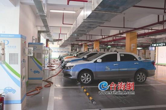 厦门:在这些停车场停车好惬意 有充电桩、按摩椅,还能自助洗车