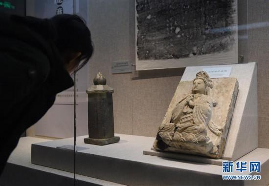 (文化)(1)辽金东京地区文物展在京开展