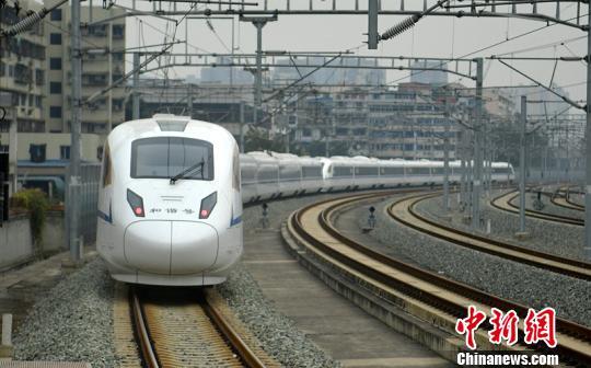 1月5日起执行新列车运行图川渝黔开行旅客列车增至583.5对