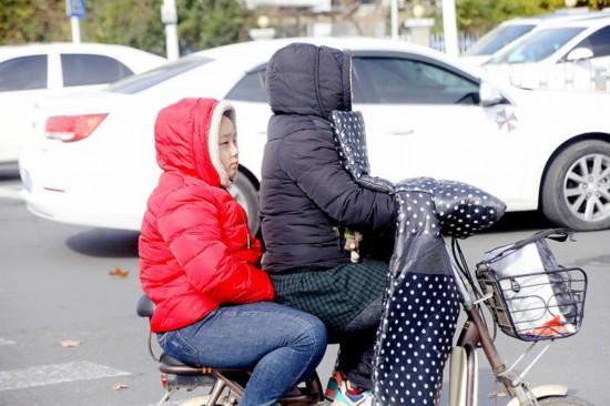 12月6日起淮安气温骤降8℃ 看病防病有讲究