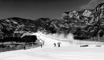 北京第一届冬季运动会开幕再掀冰雪热